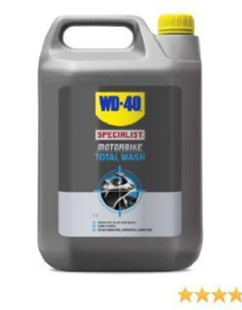 WD-40 WD40 total wash 5 litre