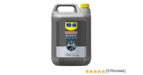 WD-40 WD40 total wash 5 litre