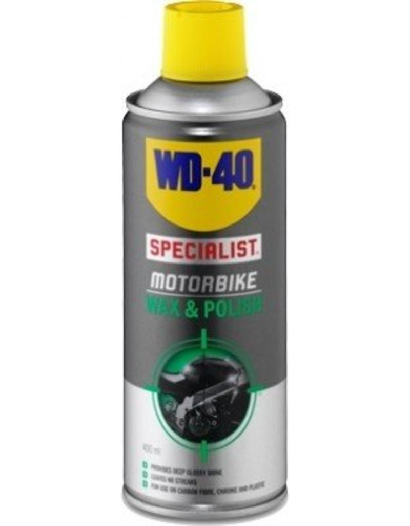 WD-40 WD40 Wax and Polish 400ml