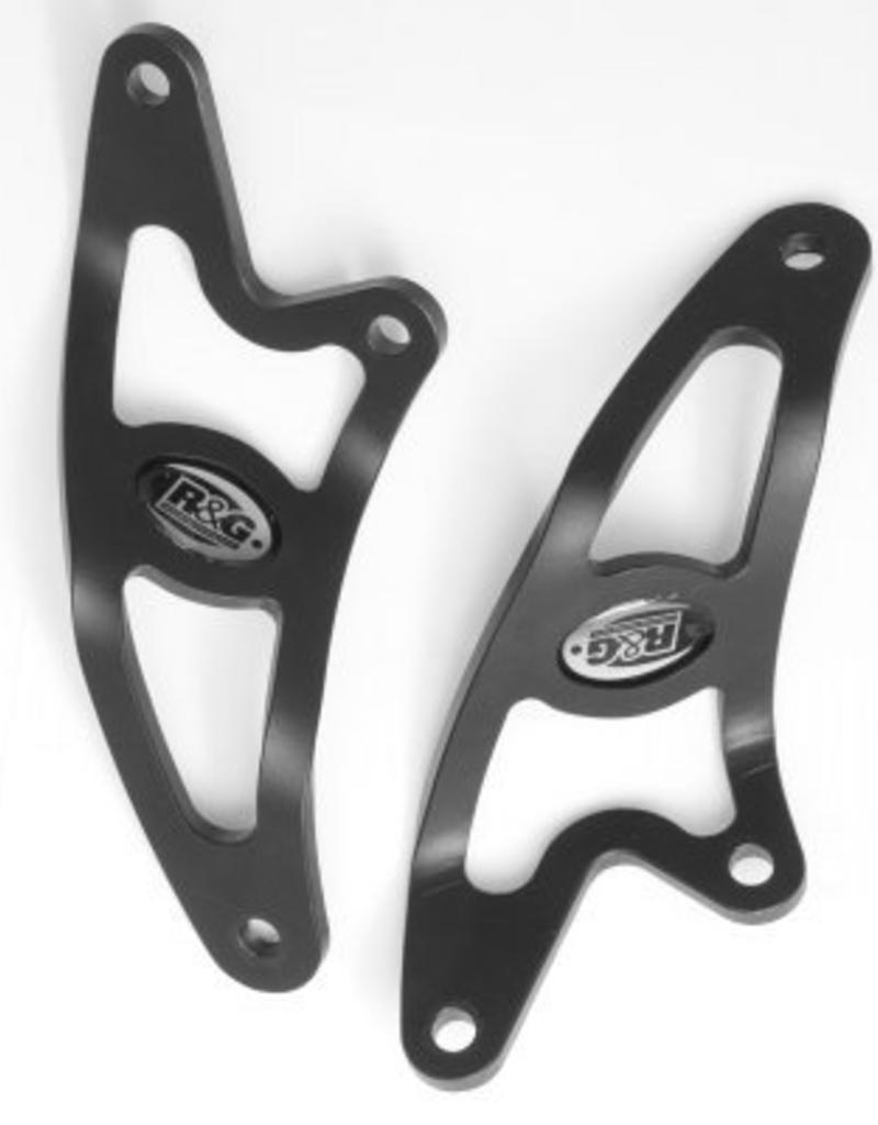 R&G R&G Exhaust Hanger (RSV 04' Onwards Tuono 06' Onwards)