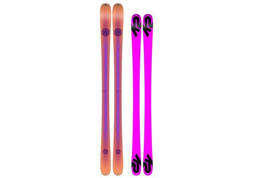 K2 MISSCONDUCT SKI