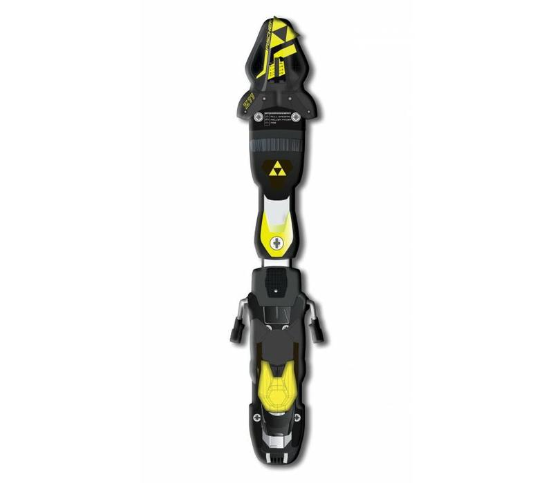 RC4 Z11 FREEFLEX BINDING BLACK/YELLOW