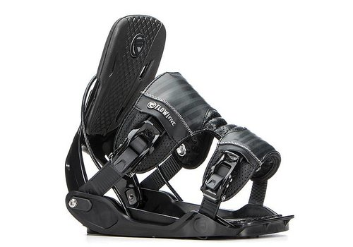 FLOW FIVE BINDING Black