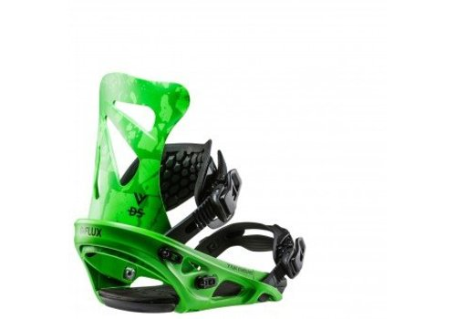 FLUX DS BINDING Green