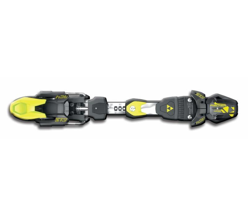 RC4 Z13 FREEFLEX EVO BINDING  BLACK/YELLOW