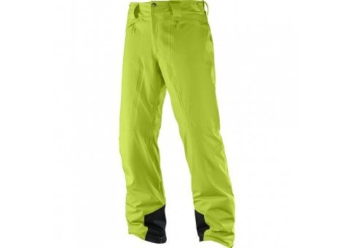 SALOMON ICEMANIA PANT Acid Lime