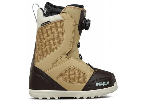 THIRTYTWO STW BOA W'S '17 Tan Black