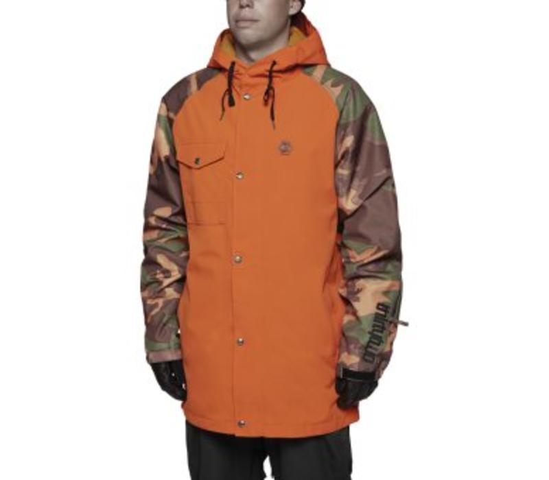 KNOX JACKET Orange