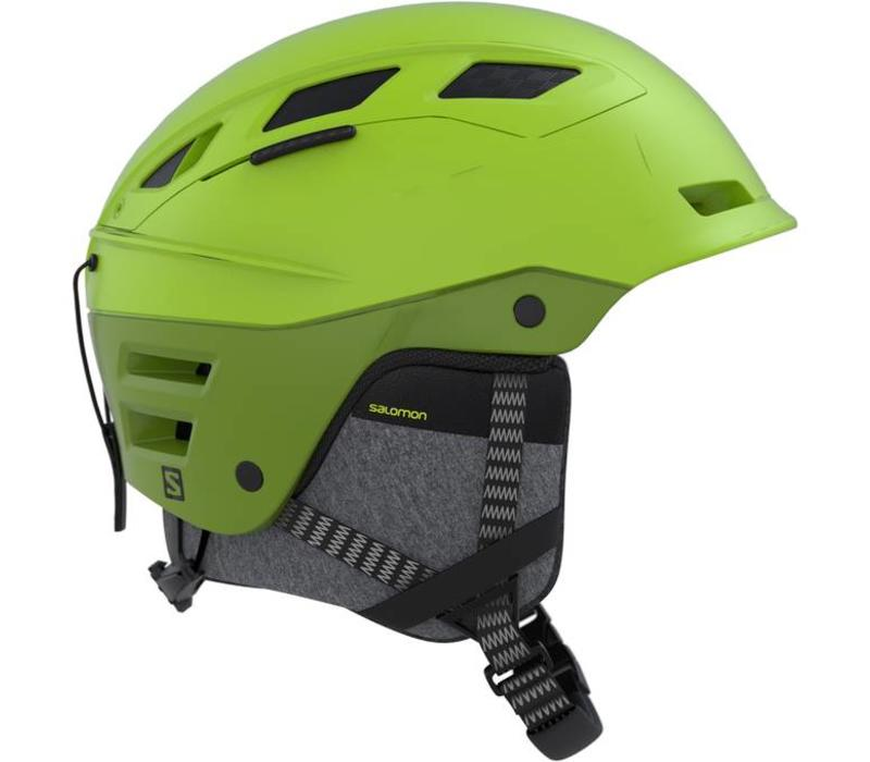 QUEST CHARGE  HELMET Lime