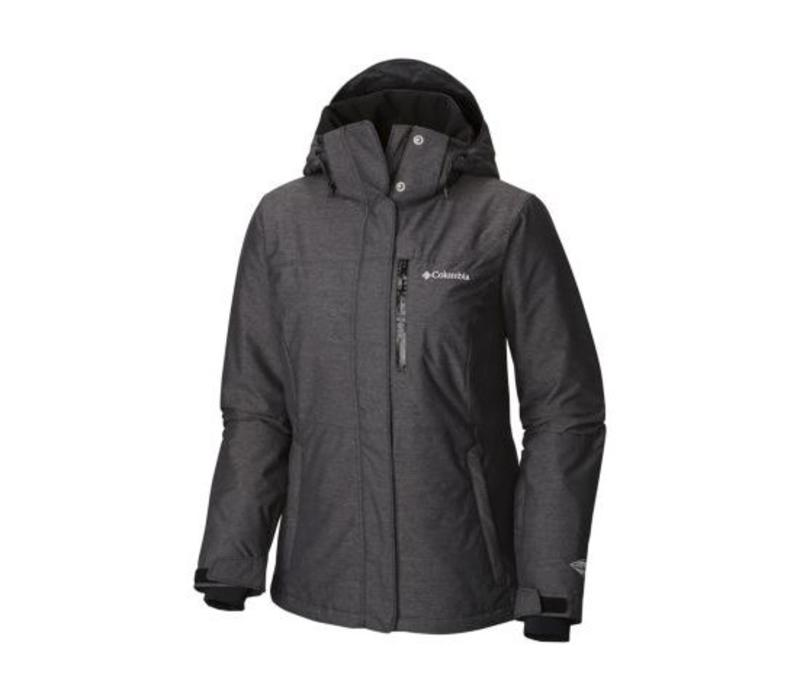 ALPINE ACTION WMS Jkt Black