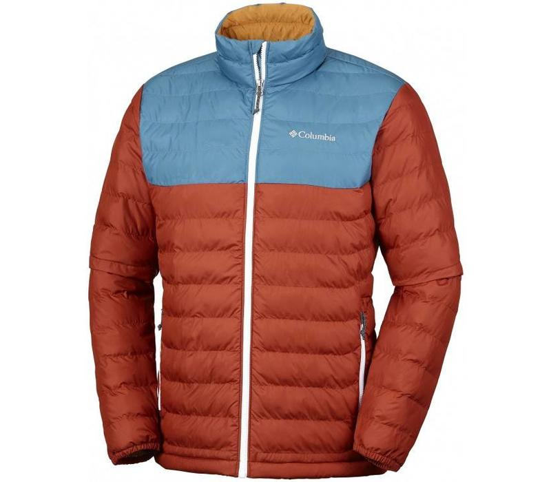 POWDER LITE  Jacket Rusty