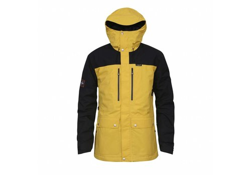 PLANKS GOOD TIMES JACKET Yellow