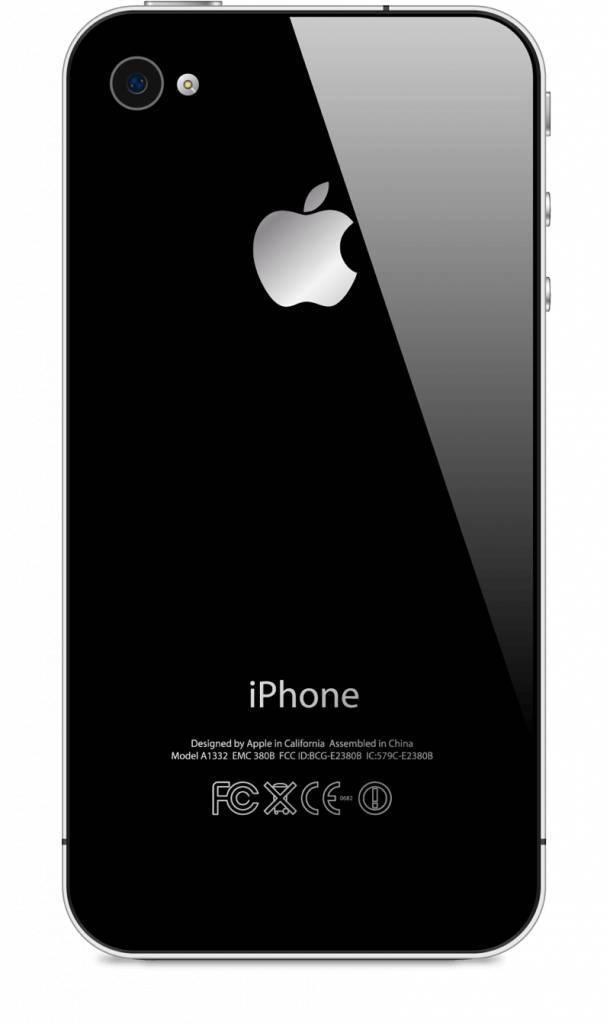 iPhone iPhone 4S  32 gb  Zwart