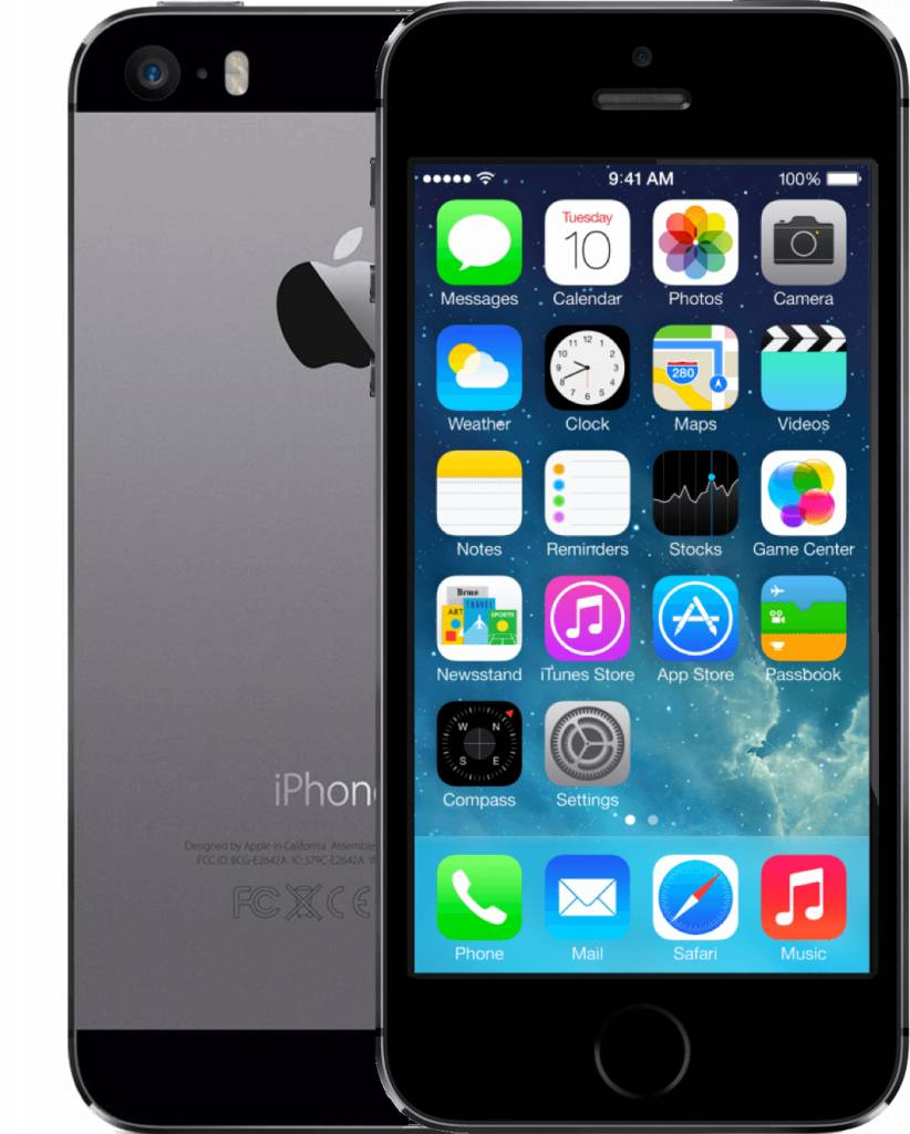 iPhone iPhone 5S 16gb Zwart