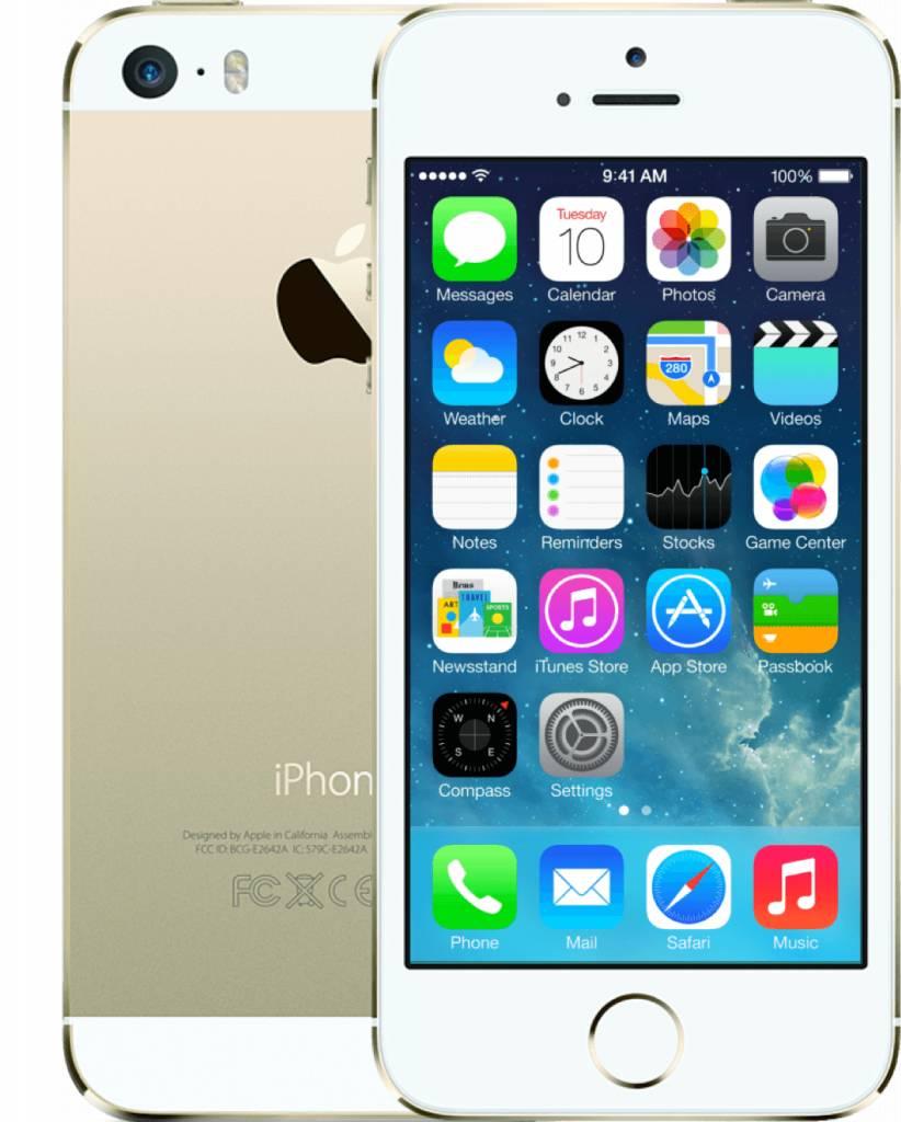 iPhone iPhone 5S 32gb Goud