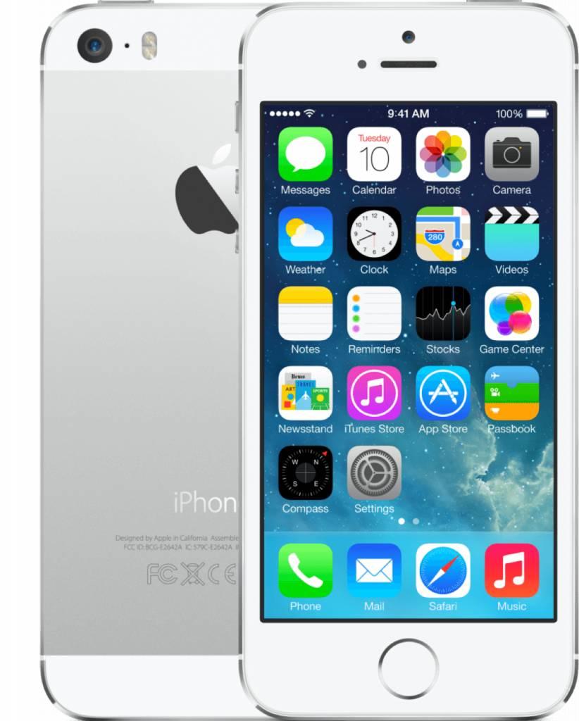 iPhone iPhone 5S 32gb Zilver