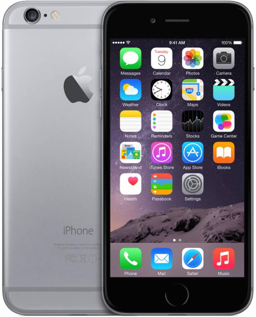 iPhone iPhone 6 16gb zwart