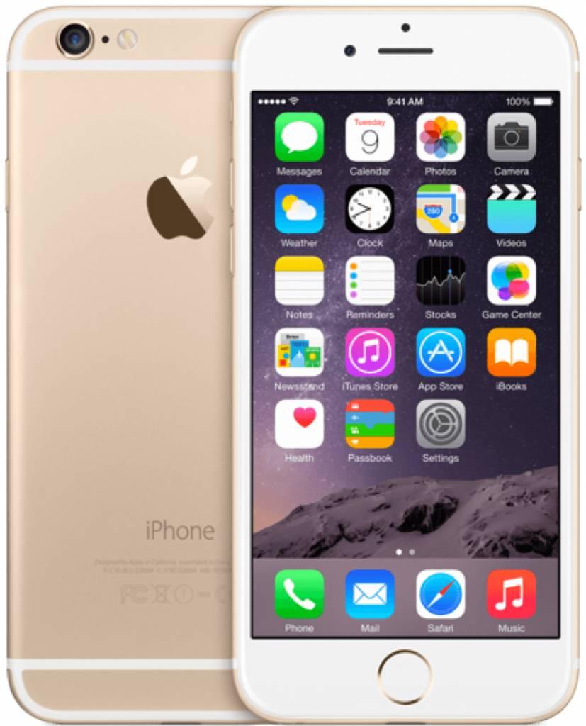 iPhone iPhone 6 64gb Goud