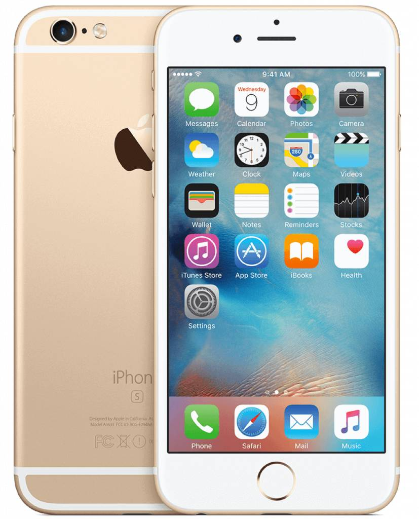 iPhone iPhone 6S 64gb Goud