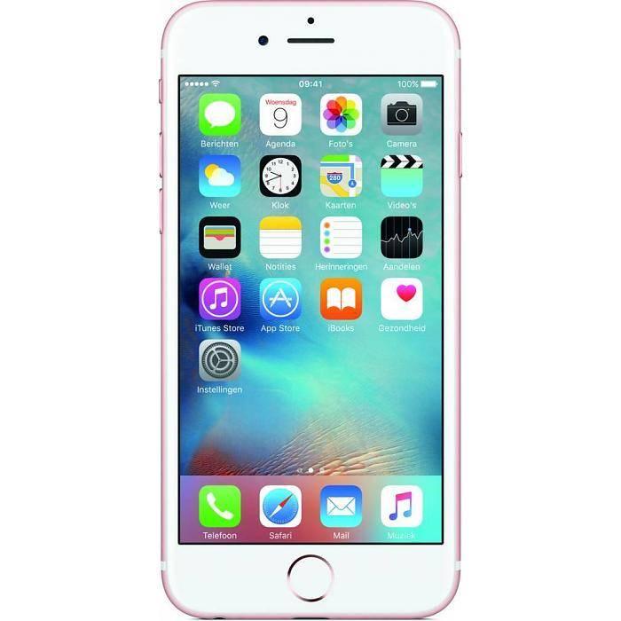 iPhone iPhone 6S 64gb Roze