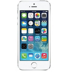 iPhone iPhone 5S 16gb Zilver