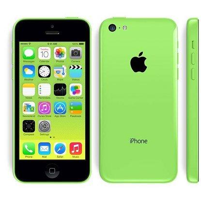iPhone iPhone 5C 8gb Groen