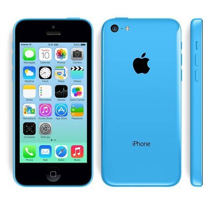 iPhone iPhone 5C 32gb Blauw
