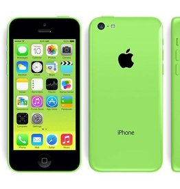 iPhone iPhone 5C 16gb Groen