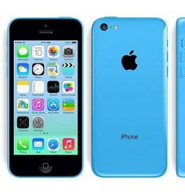 iPhone iPhone 5C 16gb Blauw
