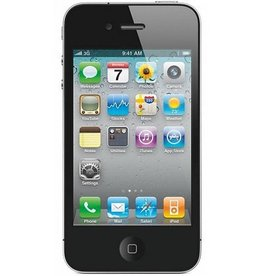 iPhone iPhone 4S  32gb Zwart