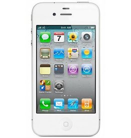 iPhone iPhone 4S 32gb Zilver