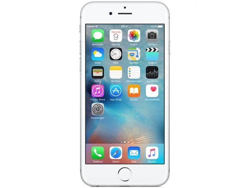 iPhone iPhone 6S 64gb Zilver