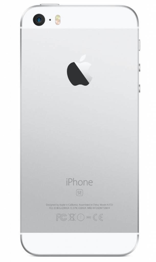 iPhone iPhone SE 64gb Zilver
