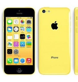 iPhone iPhone 5C 32gb Geel