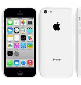 iPhone iPhone 5C 32gb Zilver