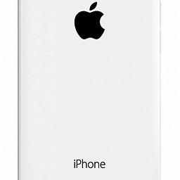 iPhone iPhone 5C 32gb Zilver