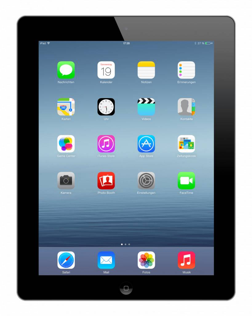 iPhone iPad 3 Zwart 16gb Wifi