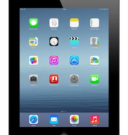 ipad iPad Air Zwart 32gb