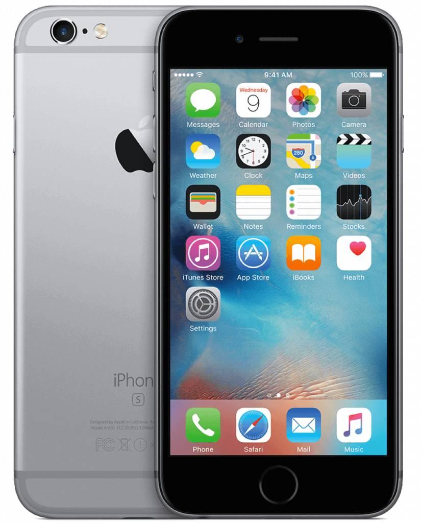 iPhone iPhone 6S 128gb Zwart