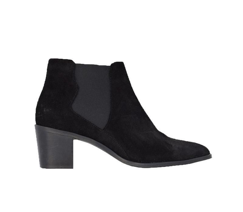 Black ankleboot Bertine