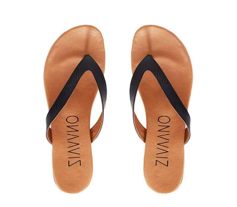 Black sandal Bernice