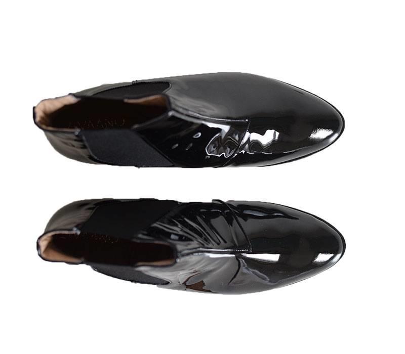 Ankleboot Lara black