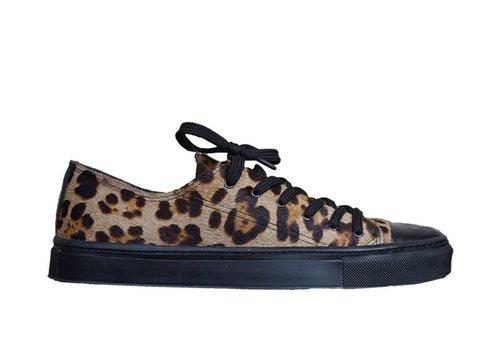 Sneaker Joske - panterprint