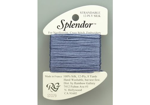Needlepaints Splendor Blue Violet