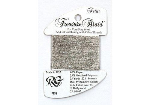 Rainbow Gallery Treasure Braid Antique Silver