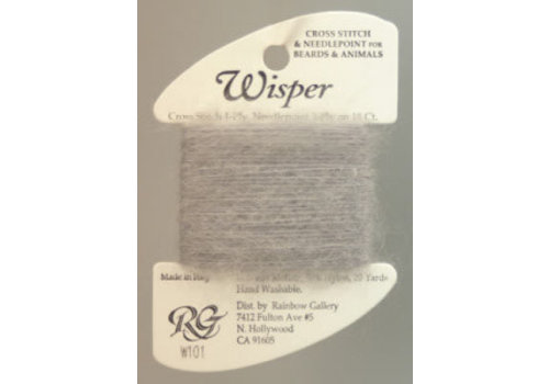 Rainbow Gallery Wisper Pale Grey