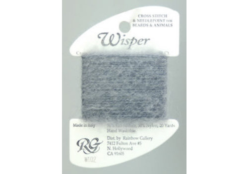 Rainbow Gallery Wisper Medium Grey
