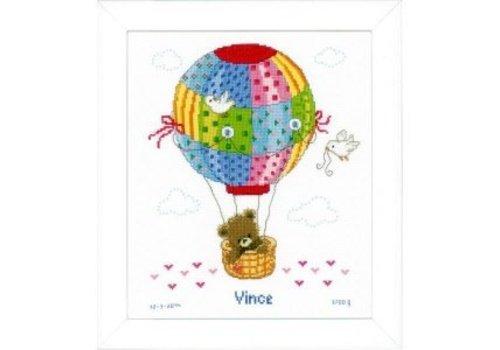 Vervaco Ballonvaart: Vince
