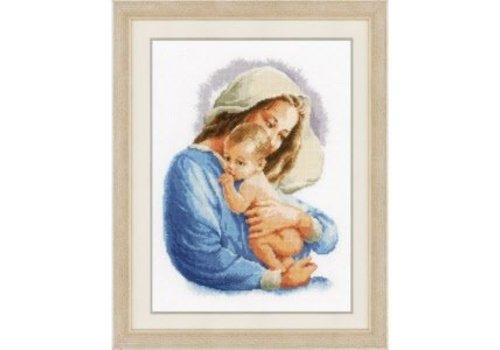 Vervaco Maria met kind