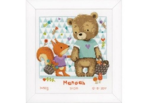 Vervaco Geboortetegel Manoah